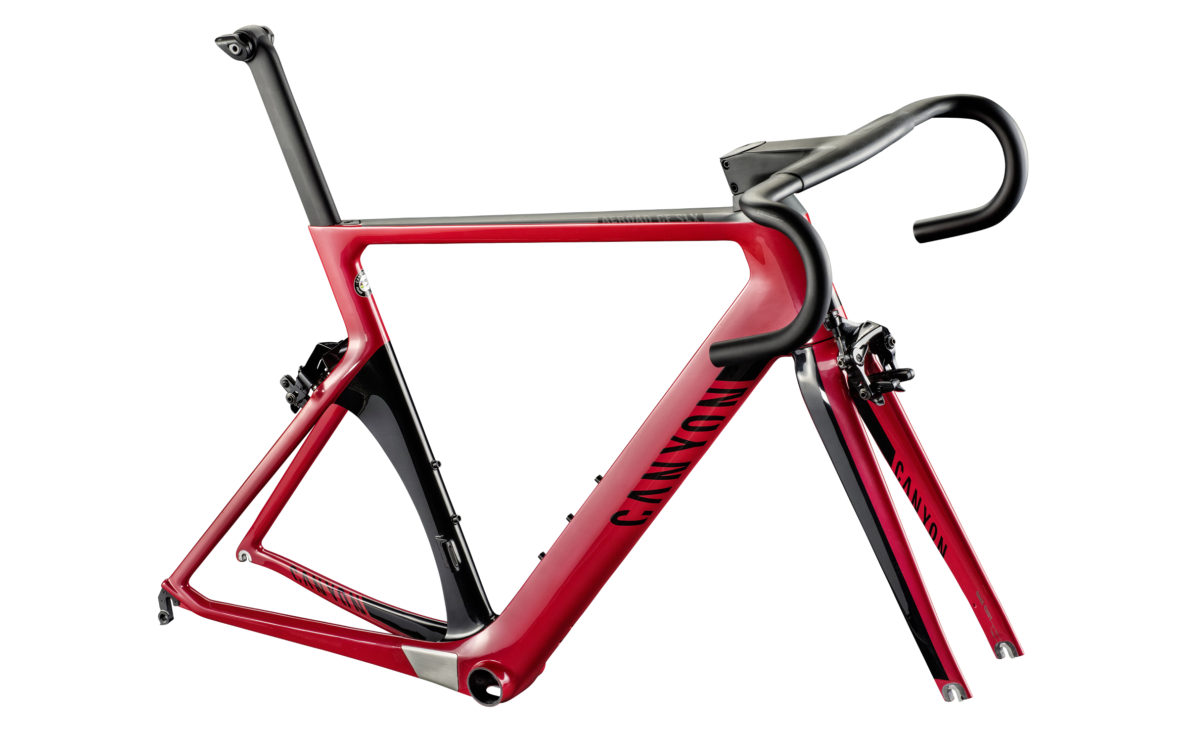 Aeroad CF SLX - Aero Road Bike - CANYON (DE)