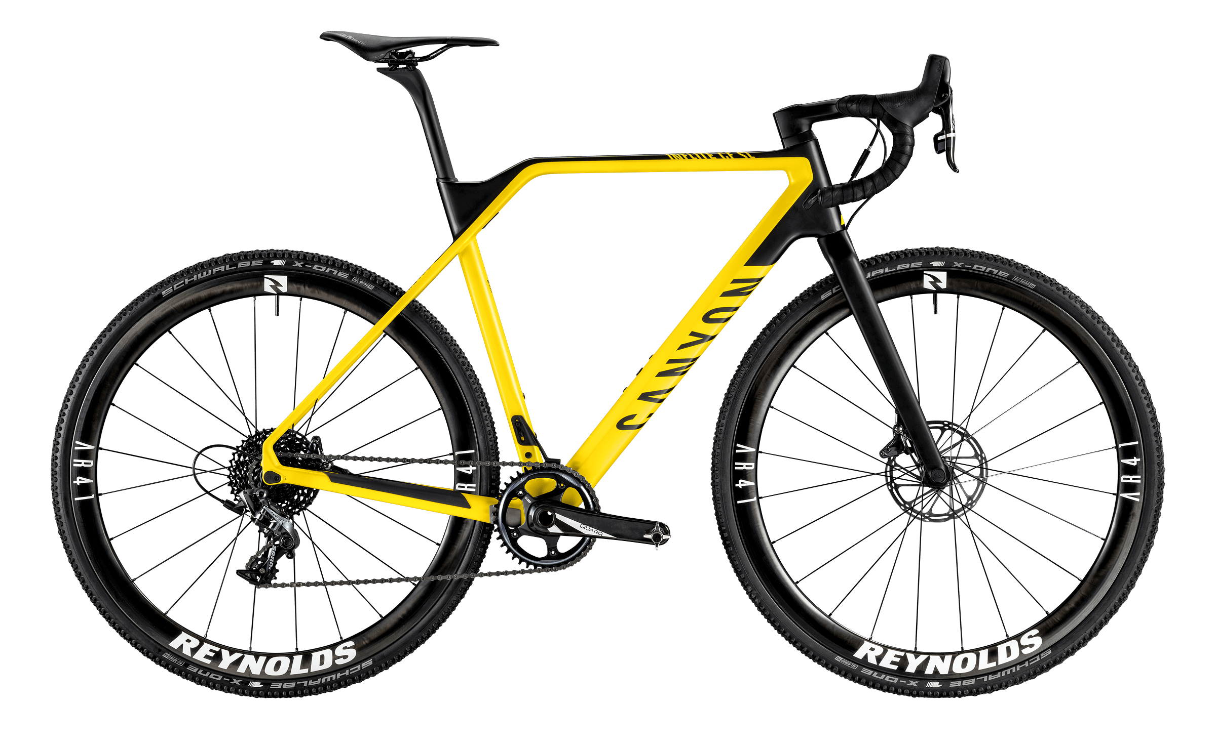 Cyclocross Bikes | INFLITE | CANYON