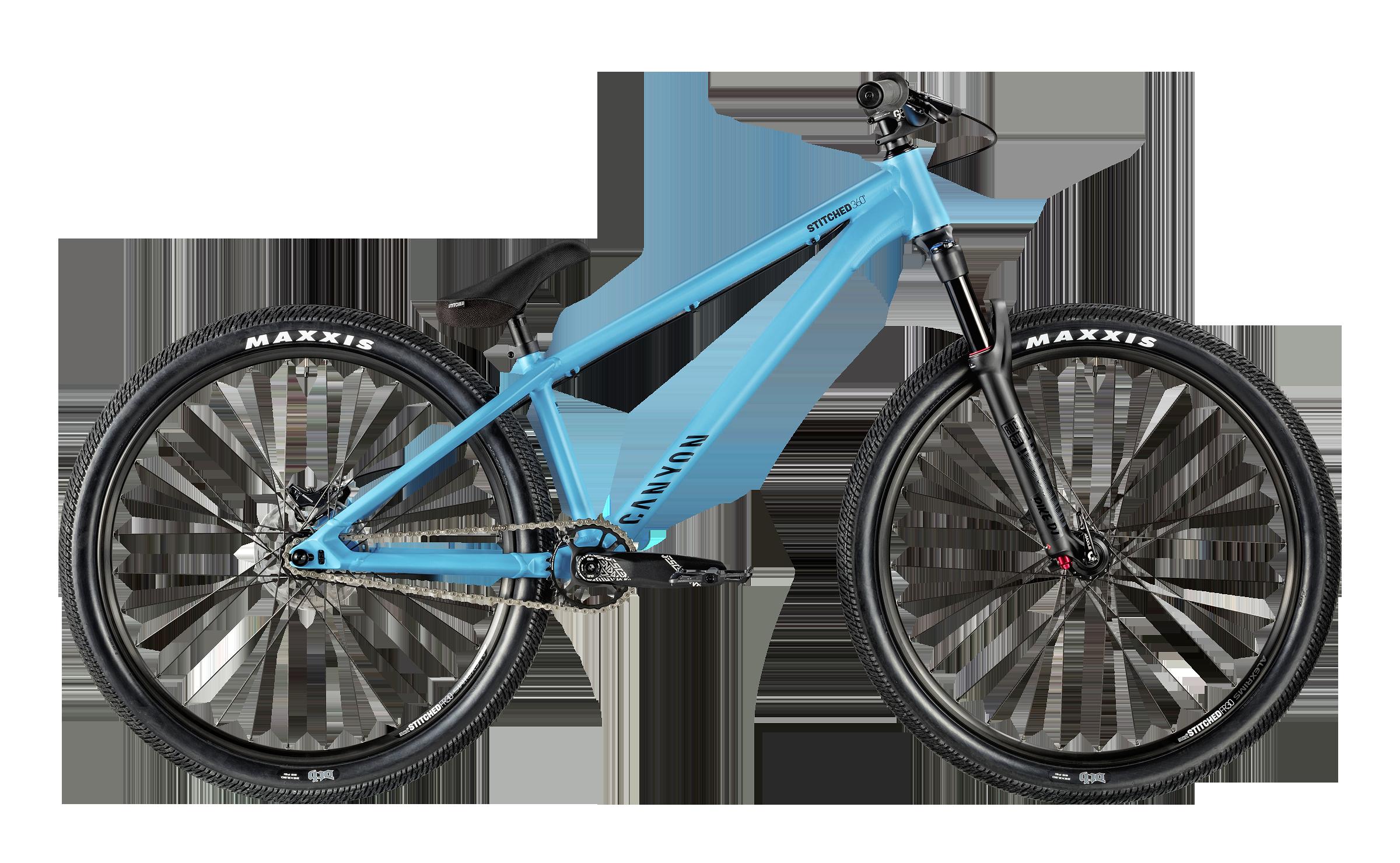 Dirt Bikes Slopestyle Bikes Stitched Canyon