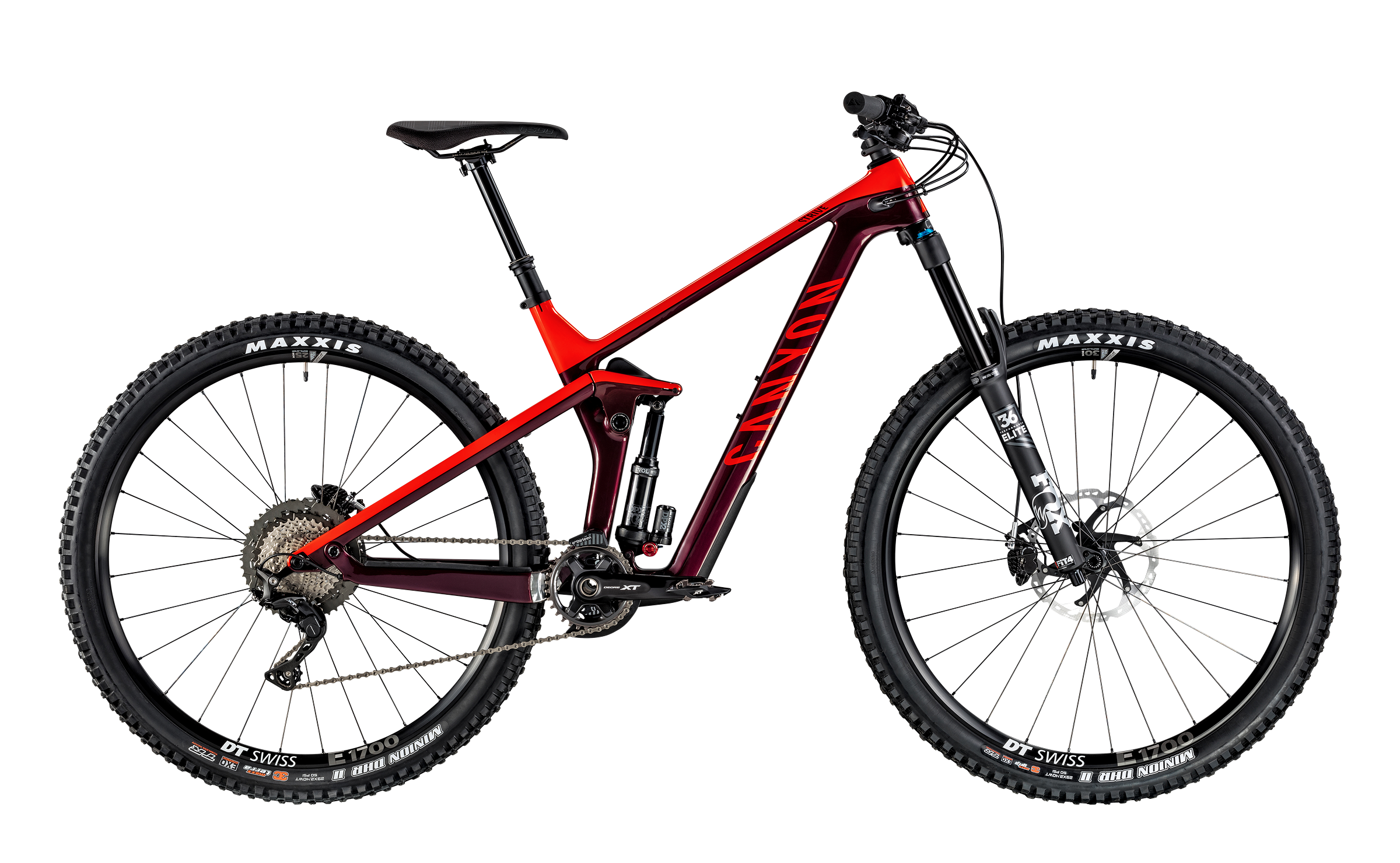 Enduro Mountain Bikes Strive Canyon