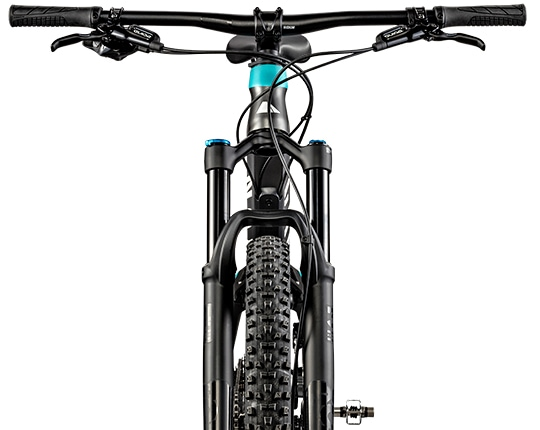 247a5683e9f Canyon H36 aero handlebars/integrated stem. With Garmin out front ...