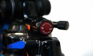 Picture 8: Rebound knob on Rock Shox Monarch damper