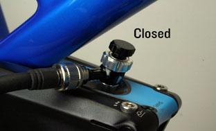 Image 5: Closed Air Valve